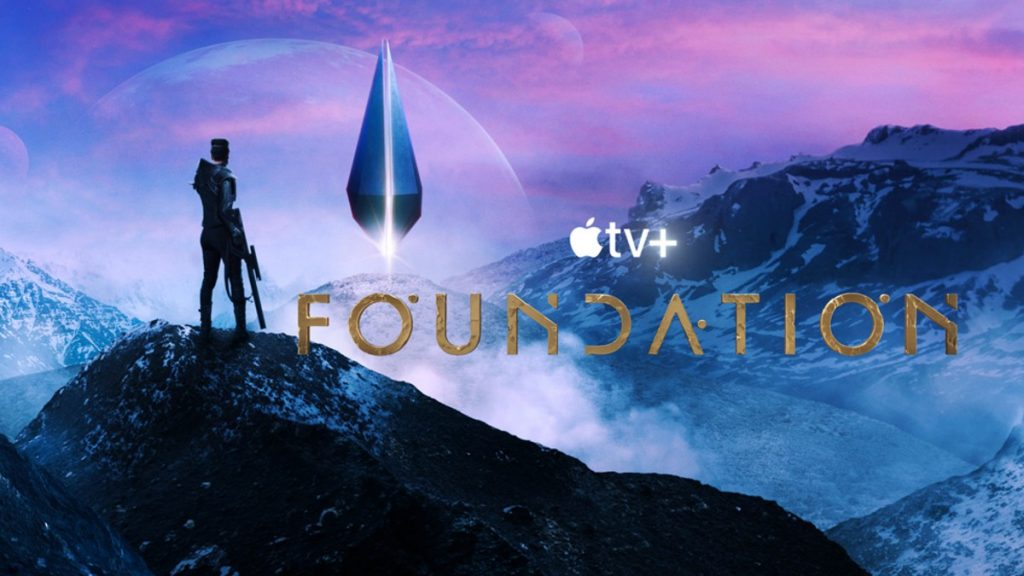 Foundation: new trailer and poster