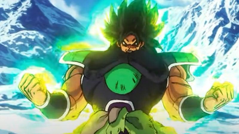 Goku VS Broly: Who Would Win?