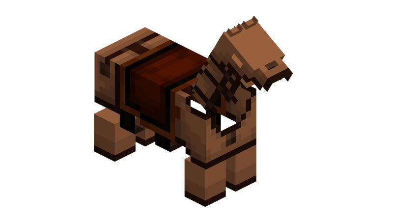 How to Put Armor On a Horse in Minecraft? 5 Easy Steps