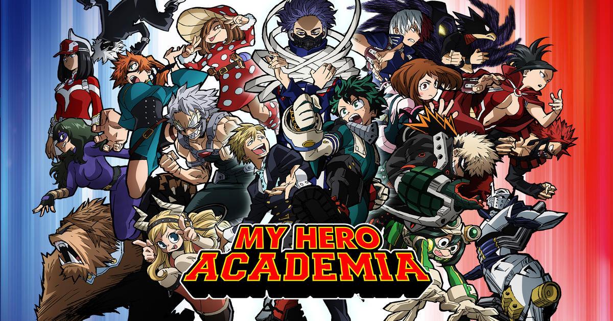 Is My Hero Academia on Netflix (2021)?