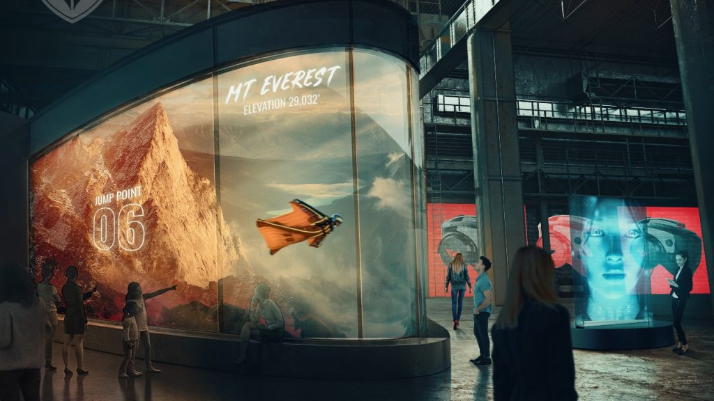 JUMP Announces First Location at American Dream for its Hyper Reality Experience