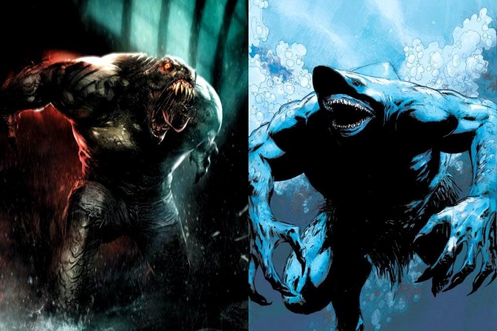 Killer Croc vs King Shark: Who Would Win?