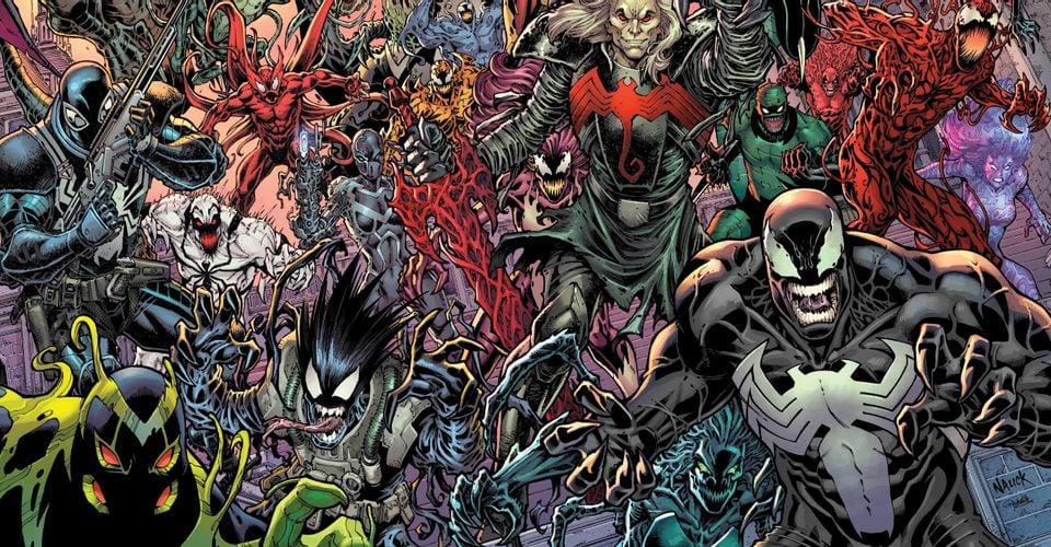 20 Strongest Symbiotes Including Venom & Carnage (RANKED)