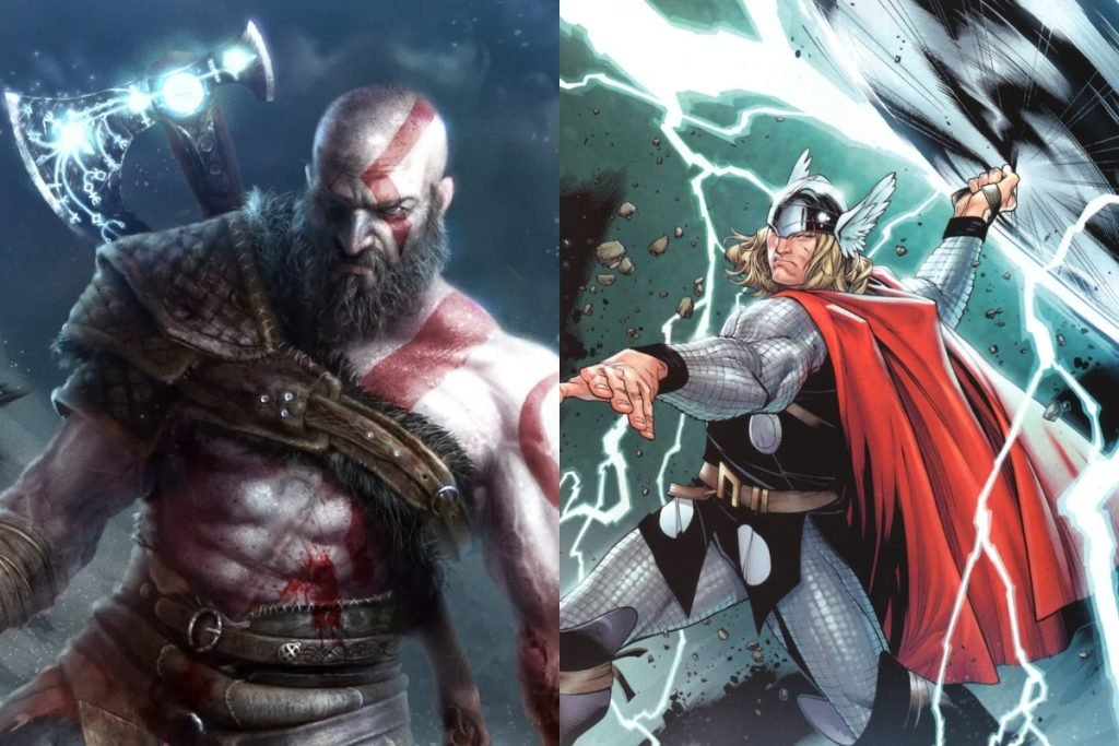 Thor vs Kratos: Who Would Win?