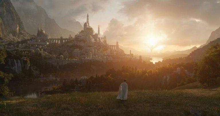 """""""Lord of the Rings"""" TV show premiere date finally revealed and the first image"""