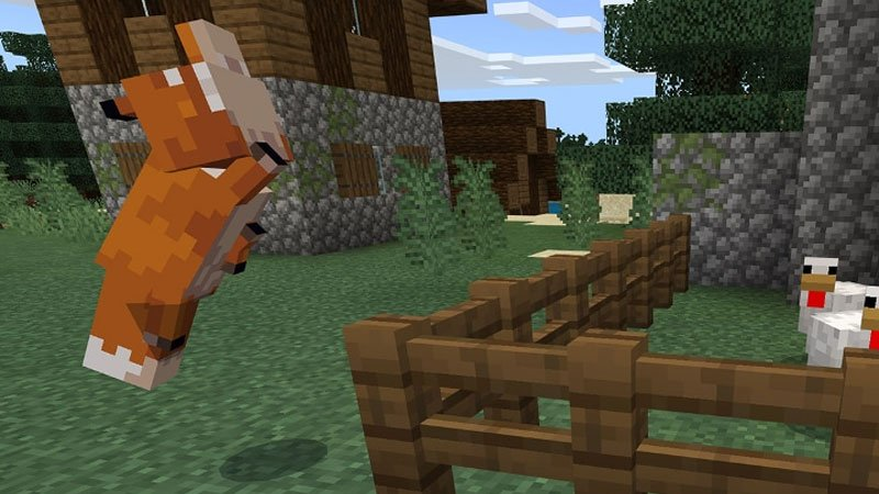 Minecraft Fox: Taming, Breeding, Spawning, And More