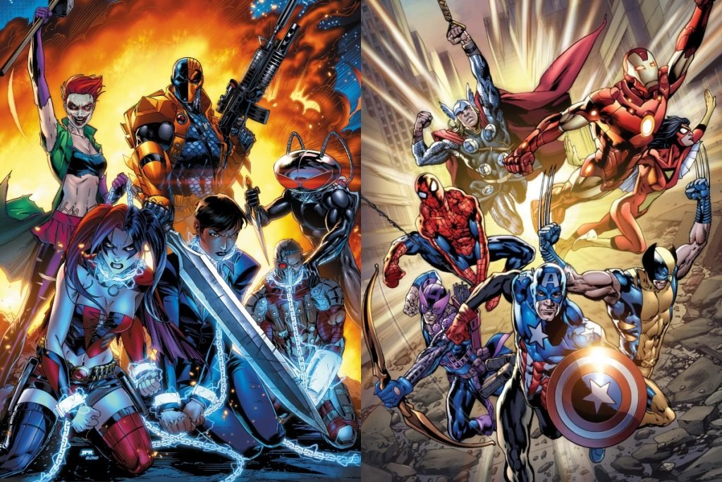 Suicide Squad vs Avengers: Who Would Win?