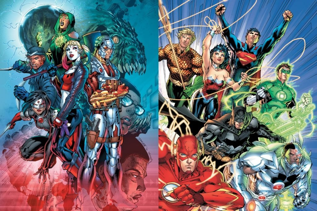 Suicide Squad vs Justice League: Who Would Win?