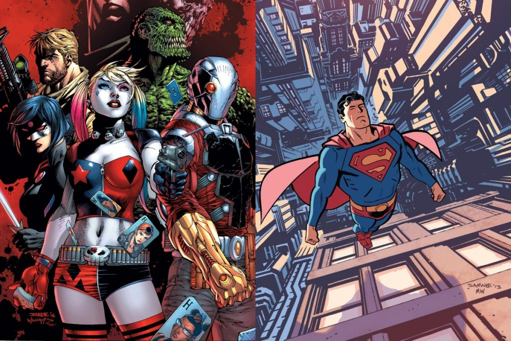 Suicide Squad vs Superman: Who Would Win?