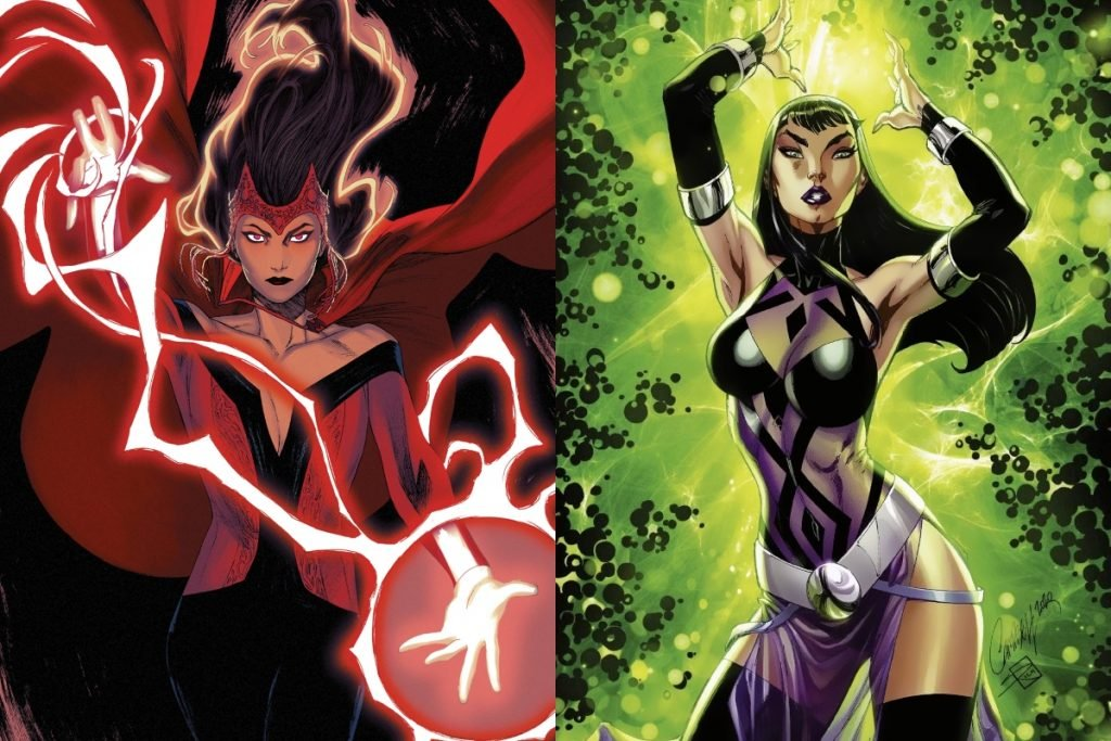 Sersi vs Scarlet Witch: Who Would Win?