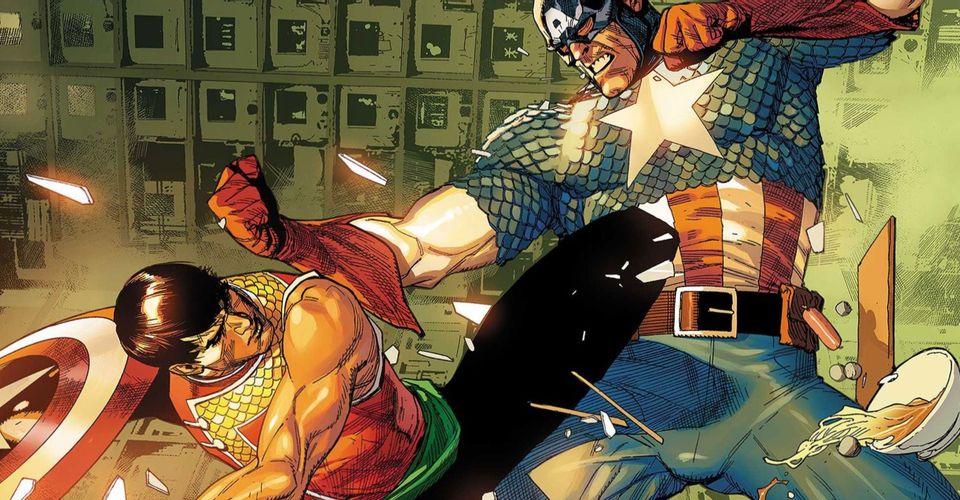 Shang-Chi vs Captain America: Who Would Win?