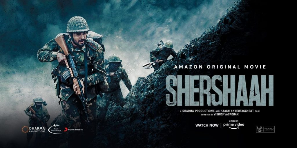 Shershaah' Review