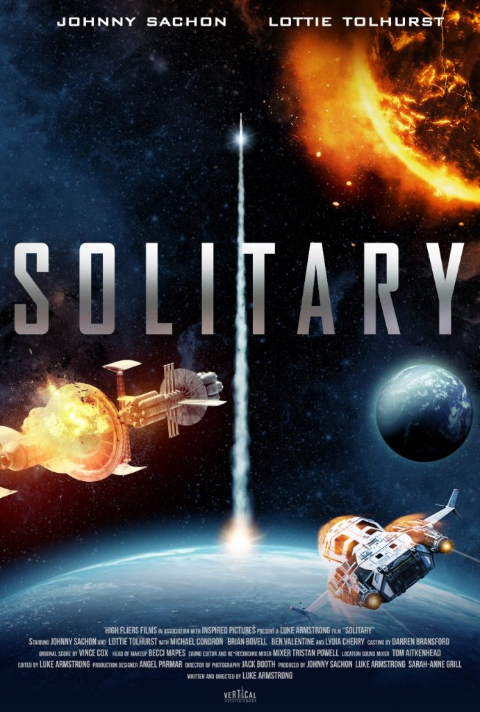 solitary - poster