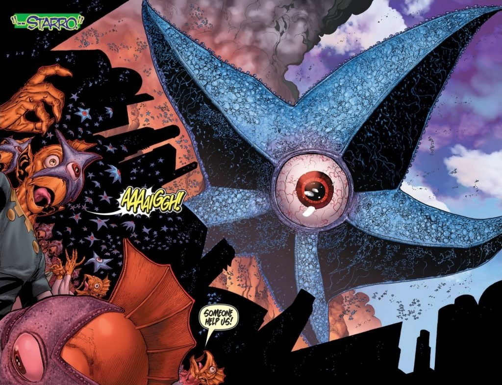 Who is Starro the Conqueror? 5 Things You Need to Know About the Suicide Squad Villain