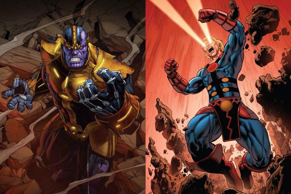 Ikaris vs Thanos: Who Would Win?