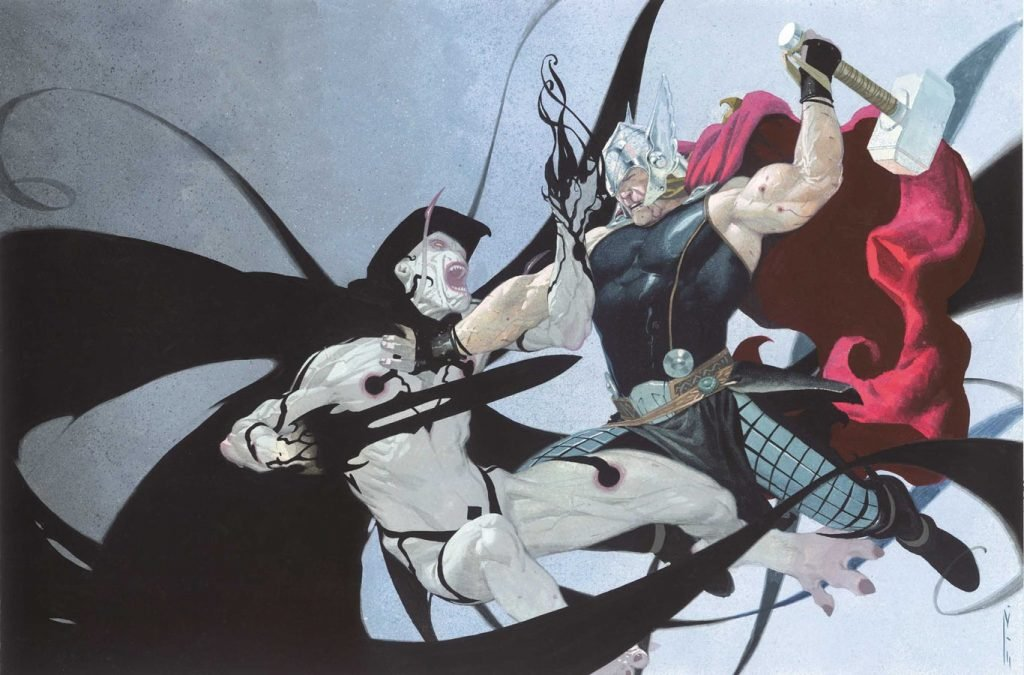 Gorr vs Thor: Who Wins in the Comics and How?