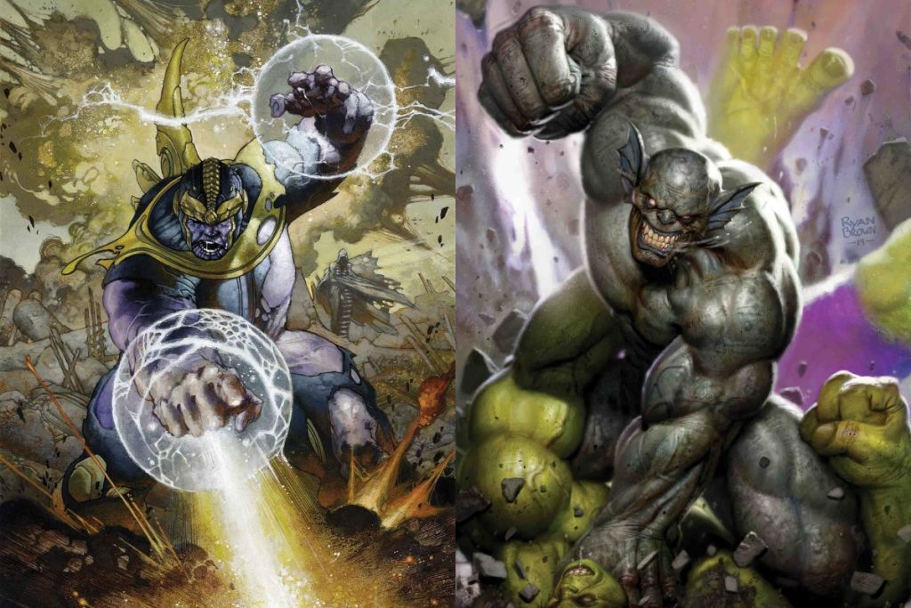 Abomination vs Thanos: Who Would Win?