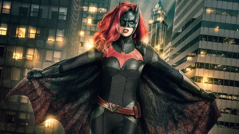 Batwoman and her powers