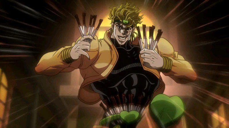 DIO And His Powers