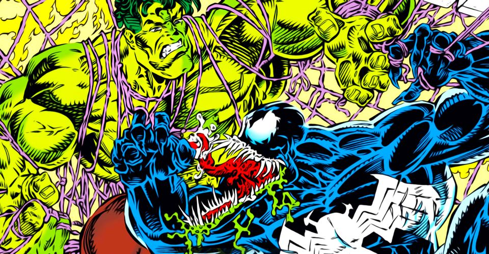 Venom vs Hulk: Who Would Win?