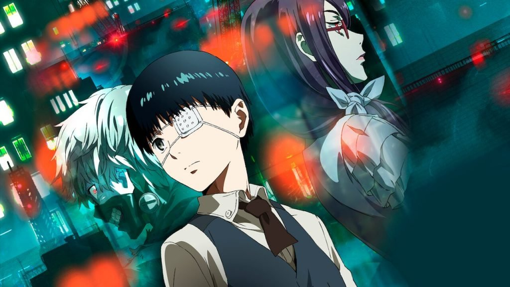 Is Tokyo Ghoul Scary?