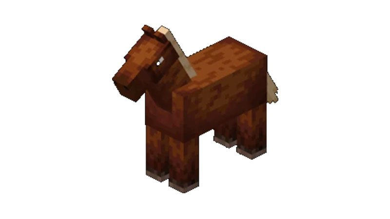 15 Fastest Horses In Minecraft Ranked (2021 Update)