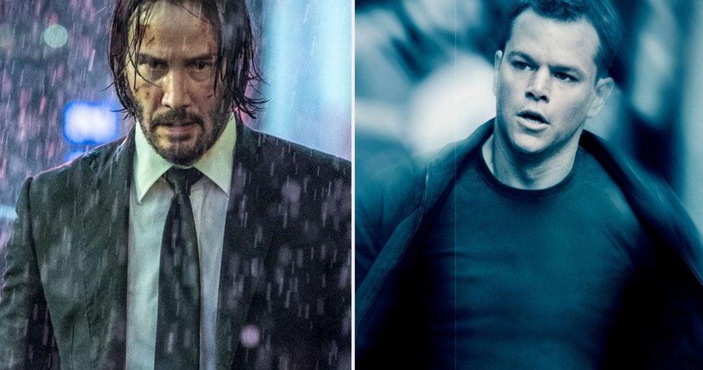 John Wick vs Jason Bourne: Who Wound Win?