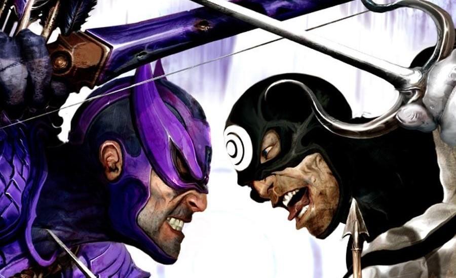 Hawkeye vs Bullseye: Who Would Win?