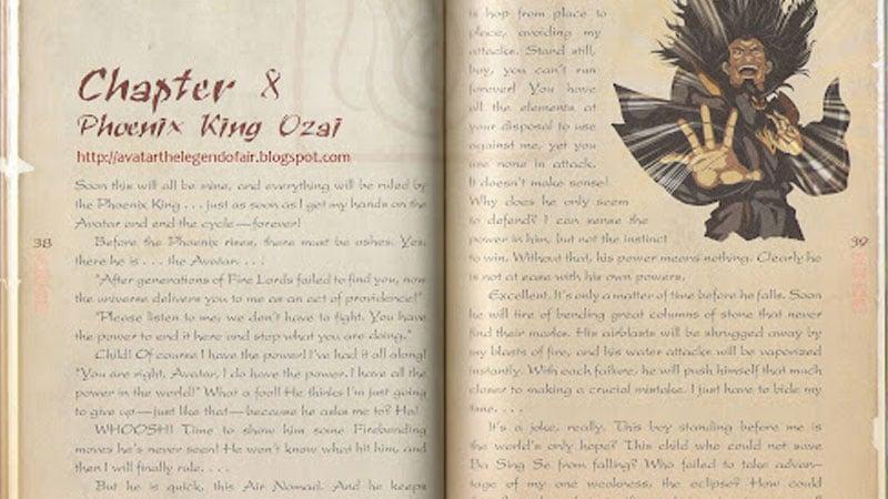 Avatar: The Last Airbender Comics & Books Reading Order