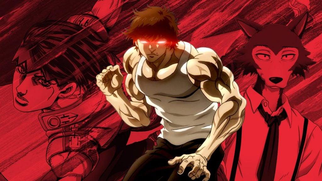 aki Anime Watch Order (Including Baki Hanma)