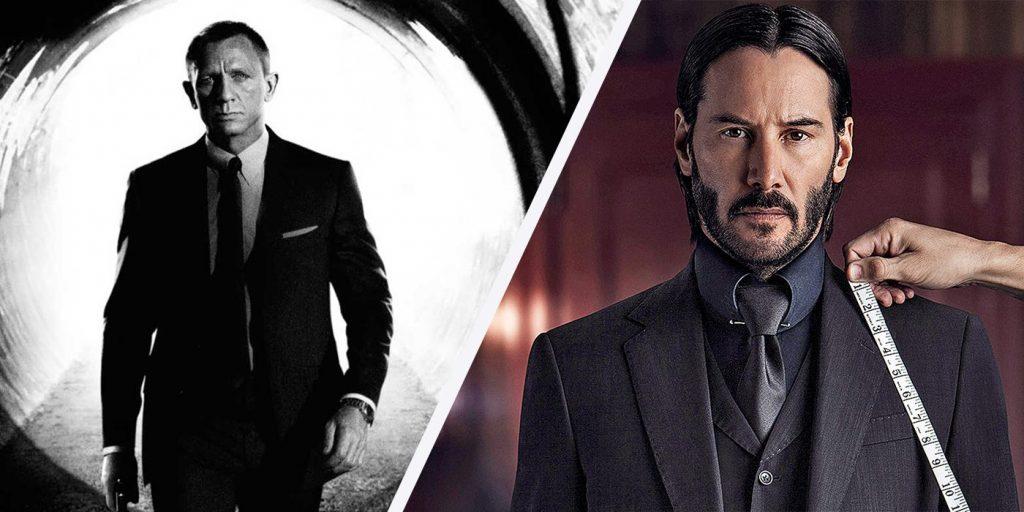 John Wick vs James Bond: Who Would Win?