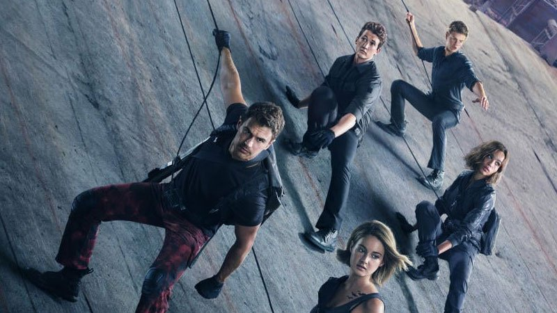 Divergent Movies In Order To Watch