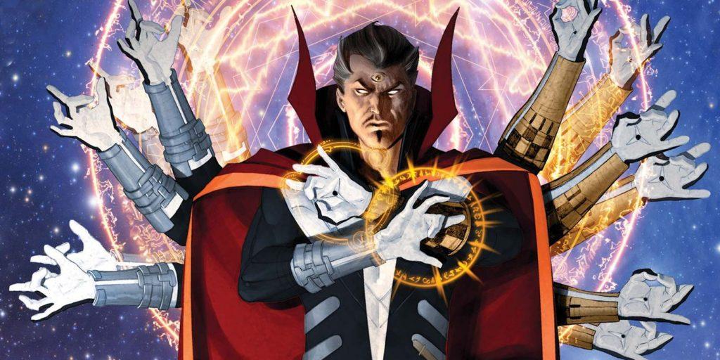 10 Strongest Doctor Strange Villains