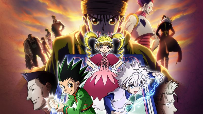 Does Gon get his Nen back in Hunter X Hunter