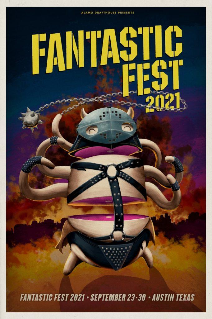 FANTASTIC FEST Poster