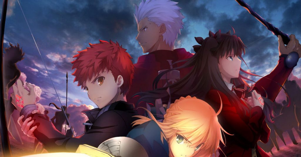 Fate Anime Series Watch Order: The Complete 2021 Guide