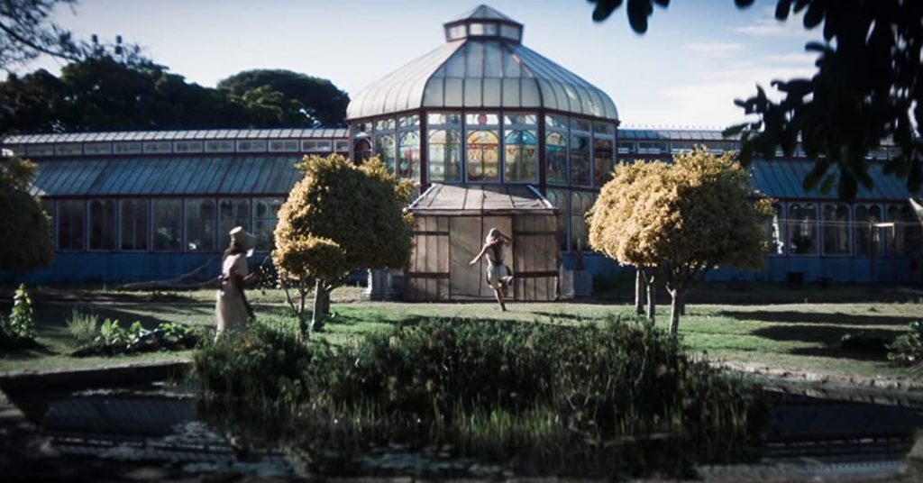 'Glasshouse' Movie Review: World Ripe With Mystery, Loss, and Suffering