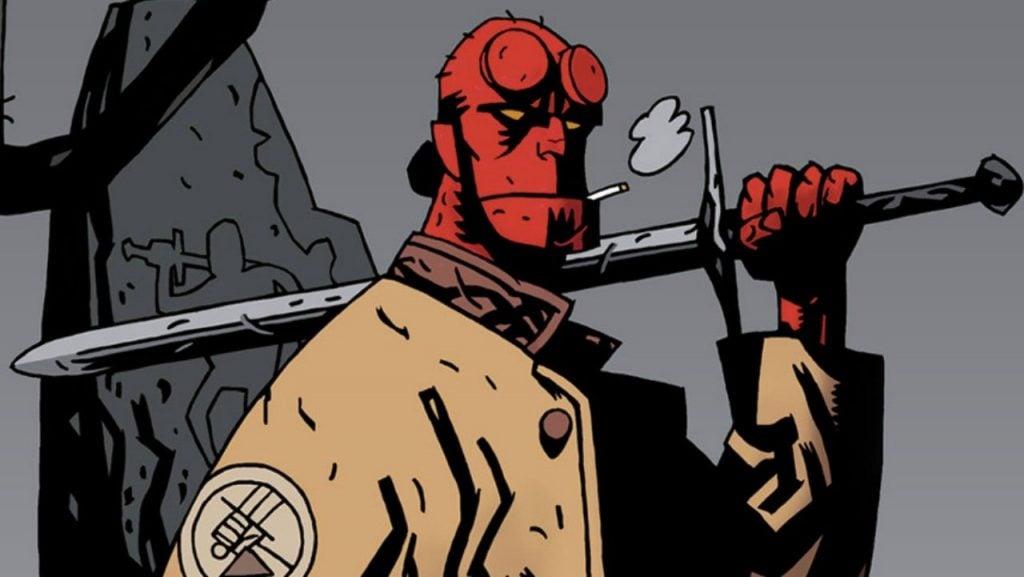 Is Hellboy Marvel or DC?