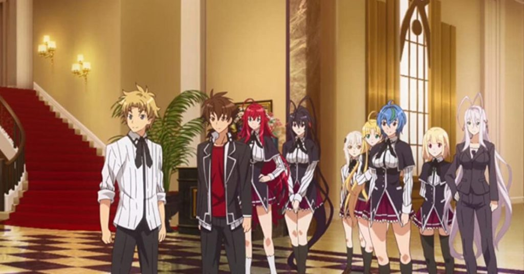 """""""High School DxD"""" Season 5: Release Date, Trailer, Plot, Cast, And More"""