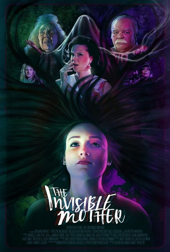 The Invisible Mother Poster
