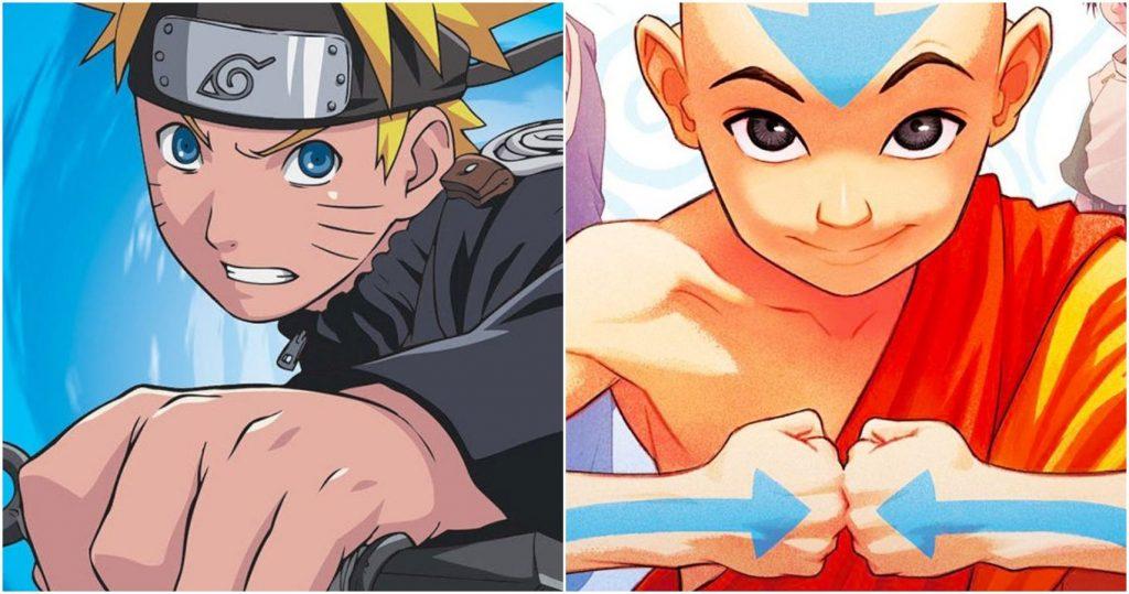 Aang (Avatar) vs Naruto: Who Would Win?