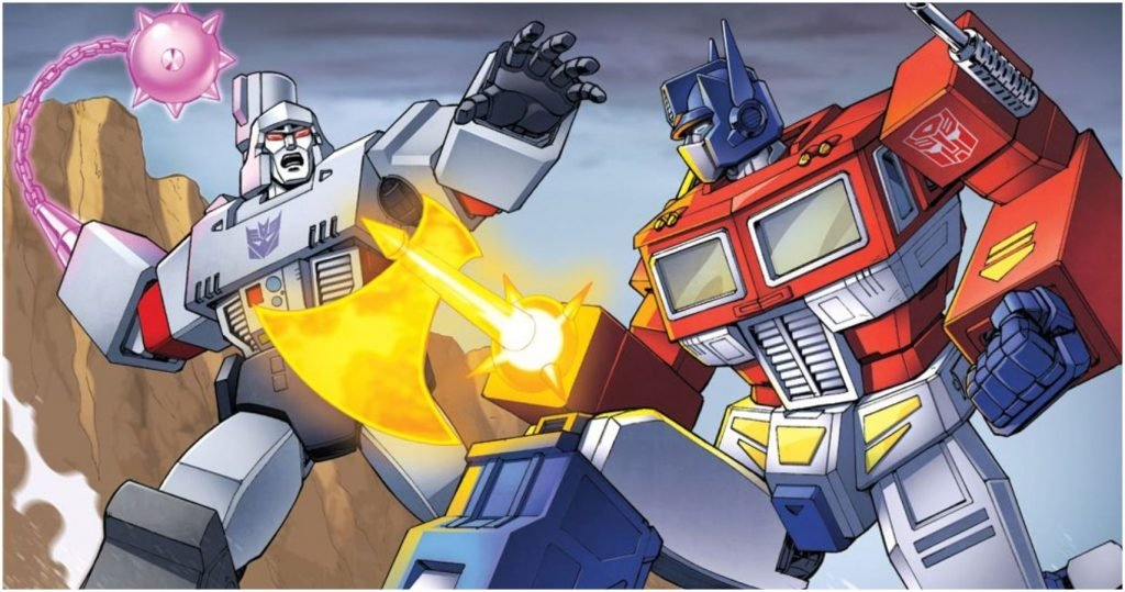 Are Megatron and Optimus Prime brothers?