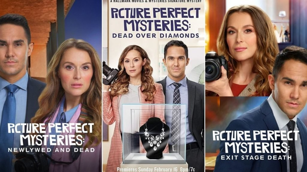 Picture Perfect Mystery Movies in Order