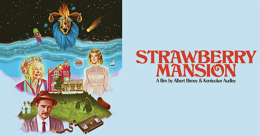 'Strawberry Mansion' Review: Sweet Oddity of a Future to Come
