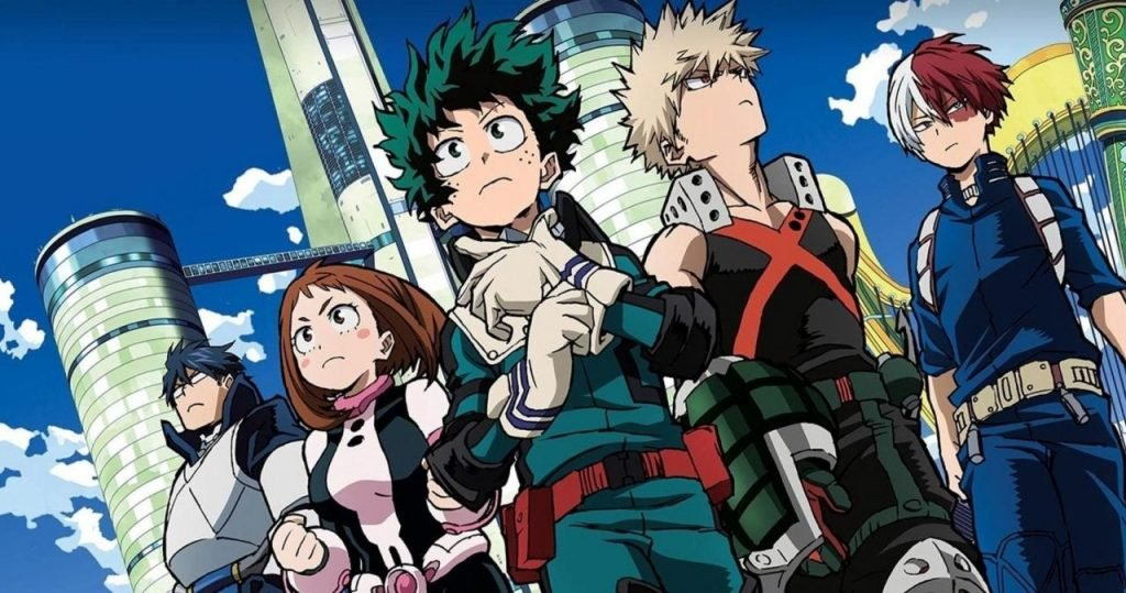 My Hero Academia: Every Character's Age, Height, Birthday and Powers