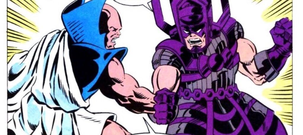 The Watcher vs Galactus: Who Would Win?