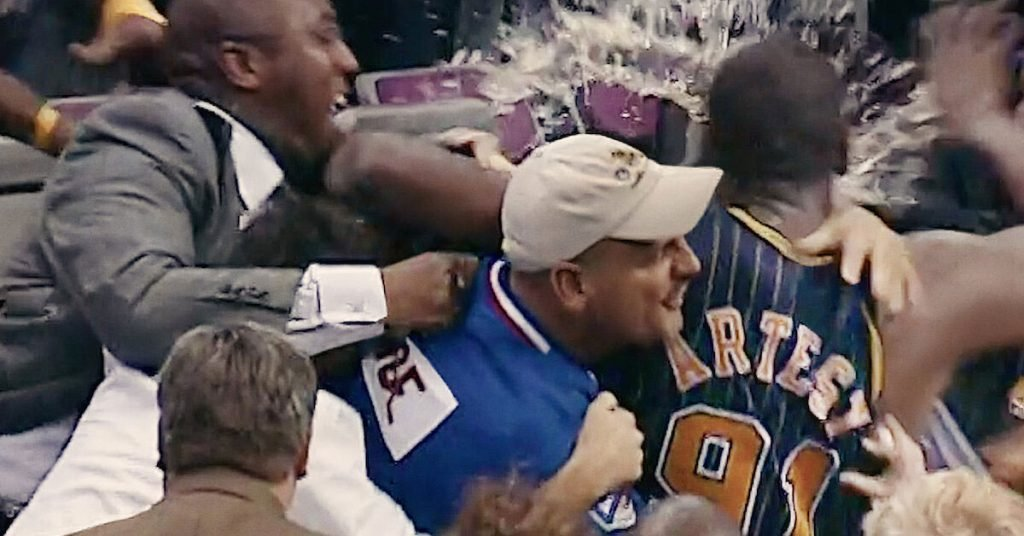 'Untold: Malice in the Palace' Review: The Story of a Notorious NBA Brawl