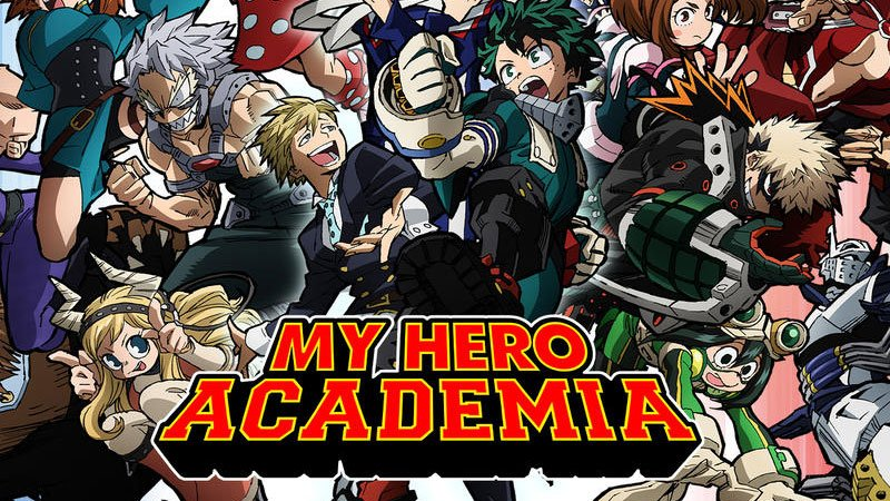 Where Is Deku's Dad And What Is His Quirk In My Hero Academia
