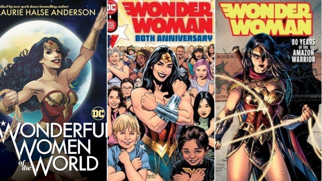 Wonder Woman's 80th Anniversary