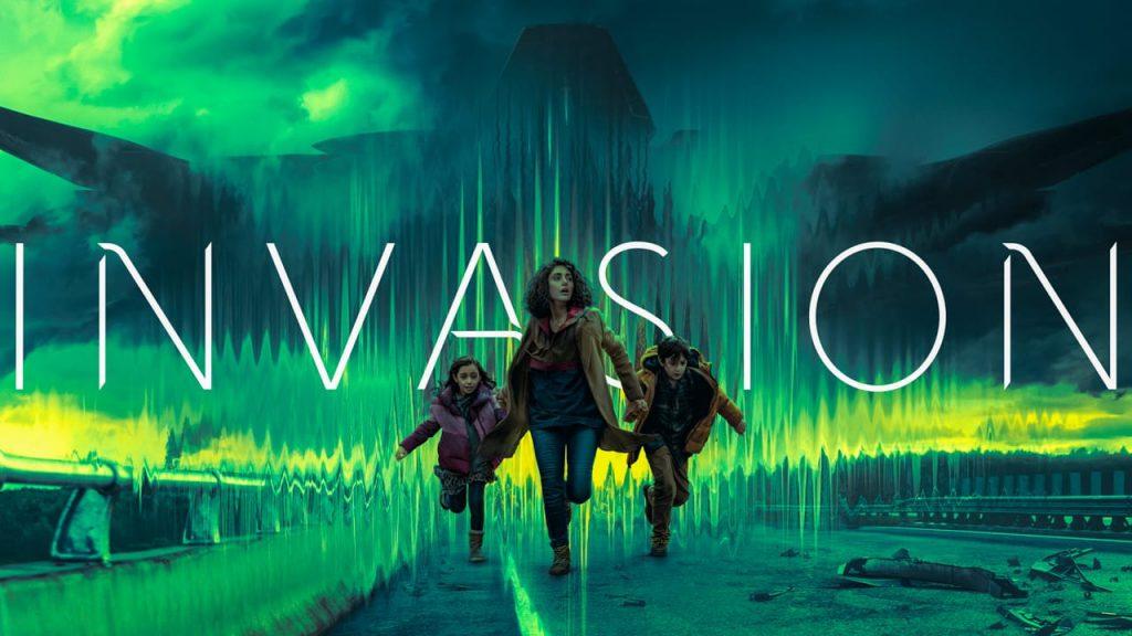 Invasion - trailer